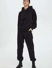 Gestuz - RubiGZ hoodie NOOS - sweatshirts & hættetrøjer - black - 3
