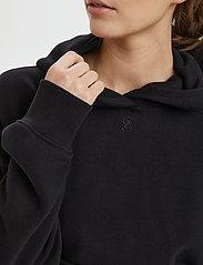 Gestuz - RubiGZ hoodie NOOS - sweatshirts & hættetrøjer - black - 5