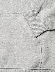 Gestuz - RubiGZ hoodie NOOS - sweatshirts & hættetrøjer - light grey melange - 4