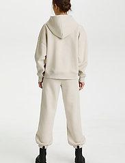 Gestuz - RubiGZ hoodie - sweatshirts & hættetrøjer - moonbeam - 4