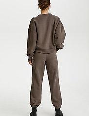 Gestuz - RubiGZ sweatshirt - sweatshirts & hættetrøjer - earth - 4