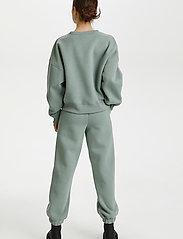 Gestuz - RubiGZ sweatshirt - sweatshirts & hættetrøjer - slate gray - 4