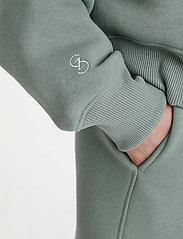 Gestuz - RubiGZ sweatshirt - sweatshirts & hættetrøjer - slate gray - 5