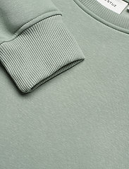Gestuz - RubiGZ sweatshirt - sweatshirts & hættetrøjer - slate gray - 6