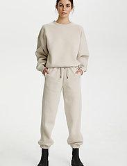 Gestuz - RubiGZ HW pants - tøj - moonbeam - 3