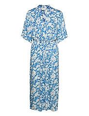 LaiaGZ kimono - MINI BLUE FLOWE AOP