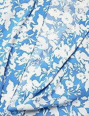 Gestuz - LaiaGZ kimono - kimonoer - mini blue flowe aop - 3