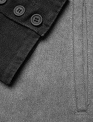 Gestuz - SillaGZ blazer dress - hverdagskjoler - washed grey - 6