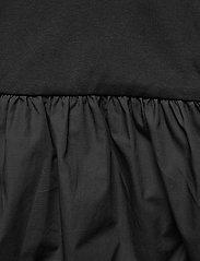 Gestuz - CristinGZ blouse - kortærmede bluser - black - 7