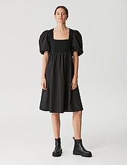 Gestuz - CristinGZ dress - hverdagskjoler - black - 0