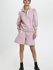 Gestuz - NankitaGZ HW shorts - shorts casual - fragrant lilac - 3