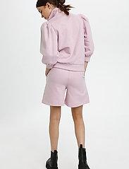 Gestuz - NankitaGZ HW shorts - shorts casual - fragrant lilac - 4