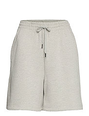 NankitaGZ HW shorts - LIGHT GREY MELANGE