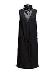 Catalina dress MA15 - BLACK