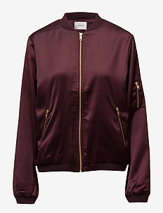 Georgie bomber jacket YE16 - bomber jacks - winetasting