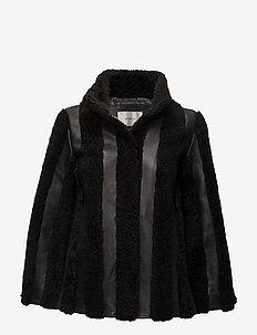 Vatan jacket YE16 - skinnjackor - black