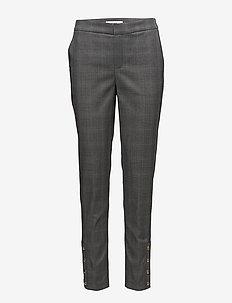 Cheril pants SO18 - smale busker - grey check