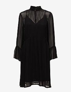 Baxtor dress SO18 - robes chemises - black