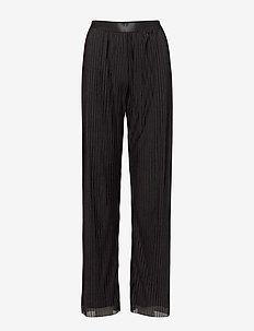 Zenzi pants HS18 - pantalons droits - black