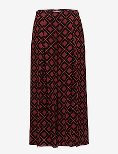 Erica culottes AO18 - RED SQUARE