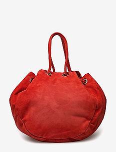 Bow tote s bag AO18 - VALIANT POPPY
