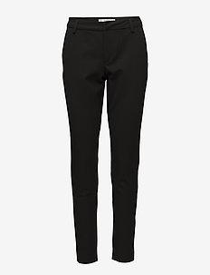 EsmaGZ cen slim pant NOOS - pantalons droits - black