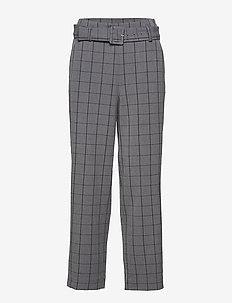 Mokita pants MA18 - pantalons droits - check