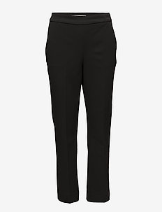 EsmaGZ sid culotte NOOS - pantalons droits - black