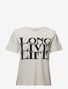 Linka ss pullover MA18 - printed t-shirts - pristine