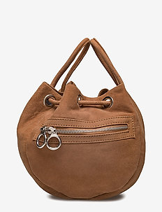 Bow mini s bag ZE1 18 - skuldervesker - camel