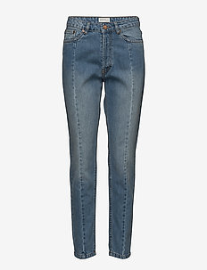 Sally Jeans ZE1 18 - straight jeans - denim blue