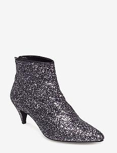Sheba G boots YE18 - SILVER