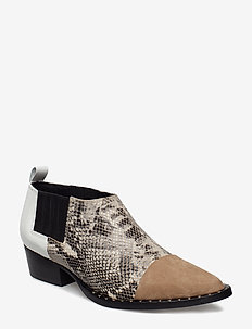 Payton shoes SO19 - ankle boots with heel - portabella/multi