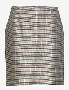 Callie skirt SO19 - korte nederdele - check