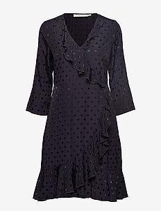 Halia dress MS19 - DEEP WELL