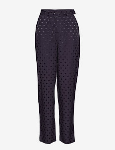 Halia pants MS19 - pantalons droits - deep well