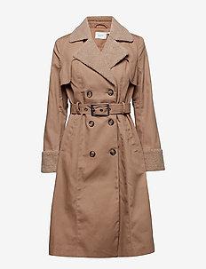Toria coat MS19 - BURRO