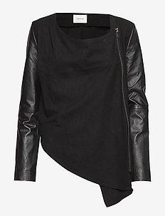 Samena jacket ZE4 18 - BLACK