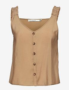 ArienneGZ top HS19 - sleeveless blouses - dune