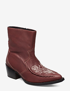 EmeliaGZ boots AO19 - ankle boots with heel - port royale