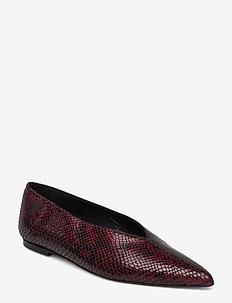 MeleenGZ shoes AO19 - BLACK