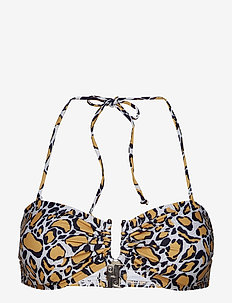 CanaGZ bikini top AO19 - YELLOW ANIMAL