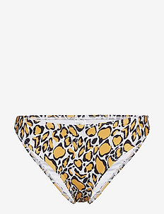 CanaGZ bikini bottom AO19 - YELLOW ANIMAL