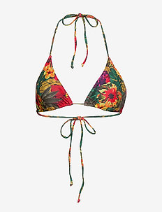 PilGZ bikini top AO19 - tropical yellow