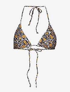 PilGZ bikini top AO19 - YELLOW ANIMAL