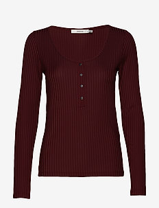RolloGZ ls tee AO19 - jumpers - port royale