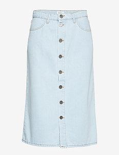 AbigaileGZ skirt AO19 - 90s blue