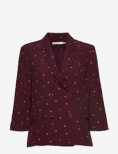 HoneyGZ blazer AO19 - blazere - port royale heart dot