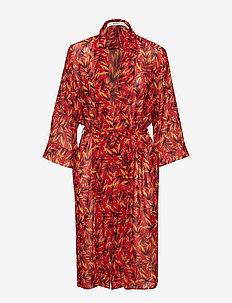 LynxGZ kimono B - kimonoer - red flower