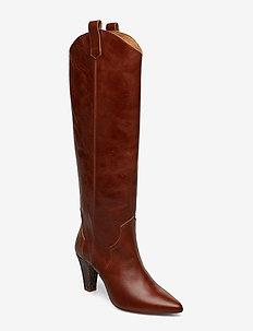 NoriGZ Boots MA19 - UMBER